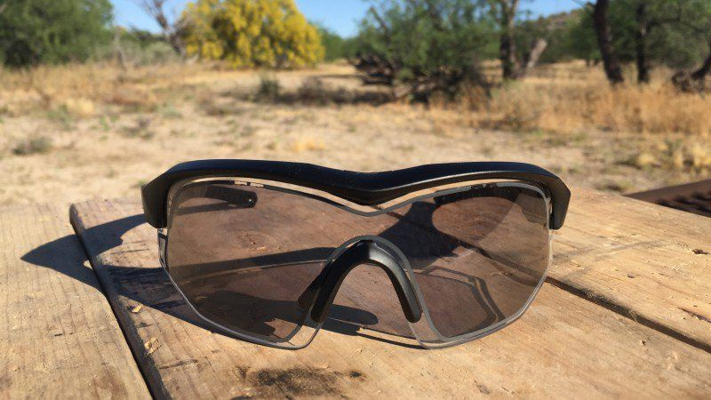 89b7320a634 The Uvex Variotronic S cycling shades use e-tint technology