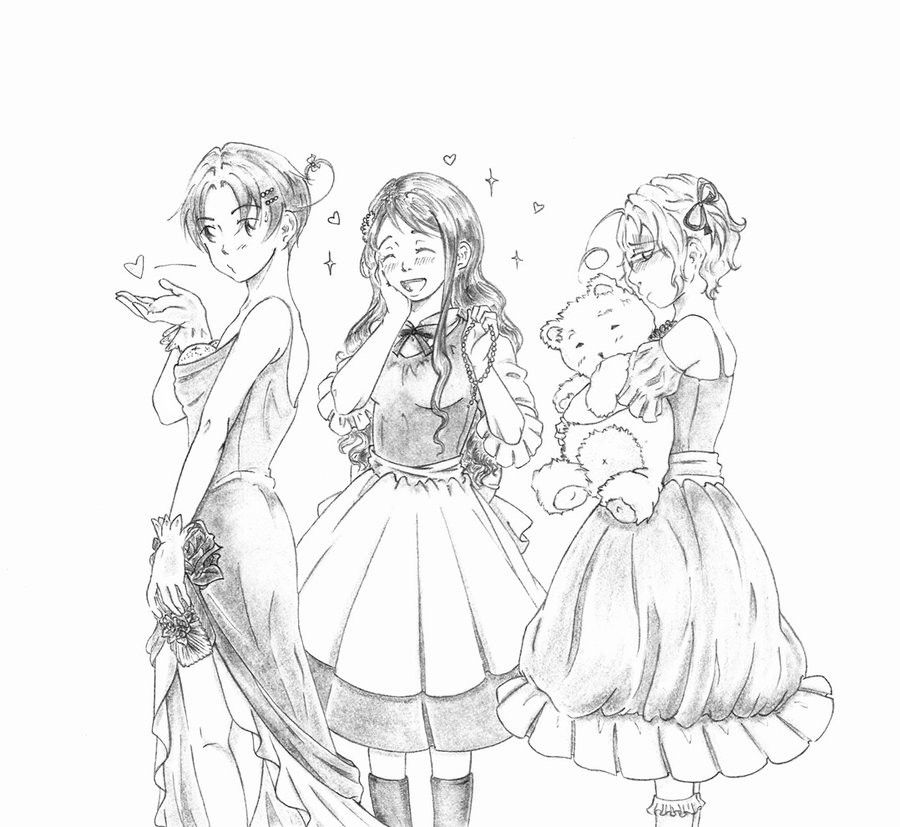 hetalia coloring pages # 63
