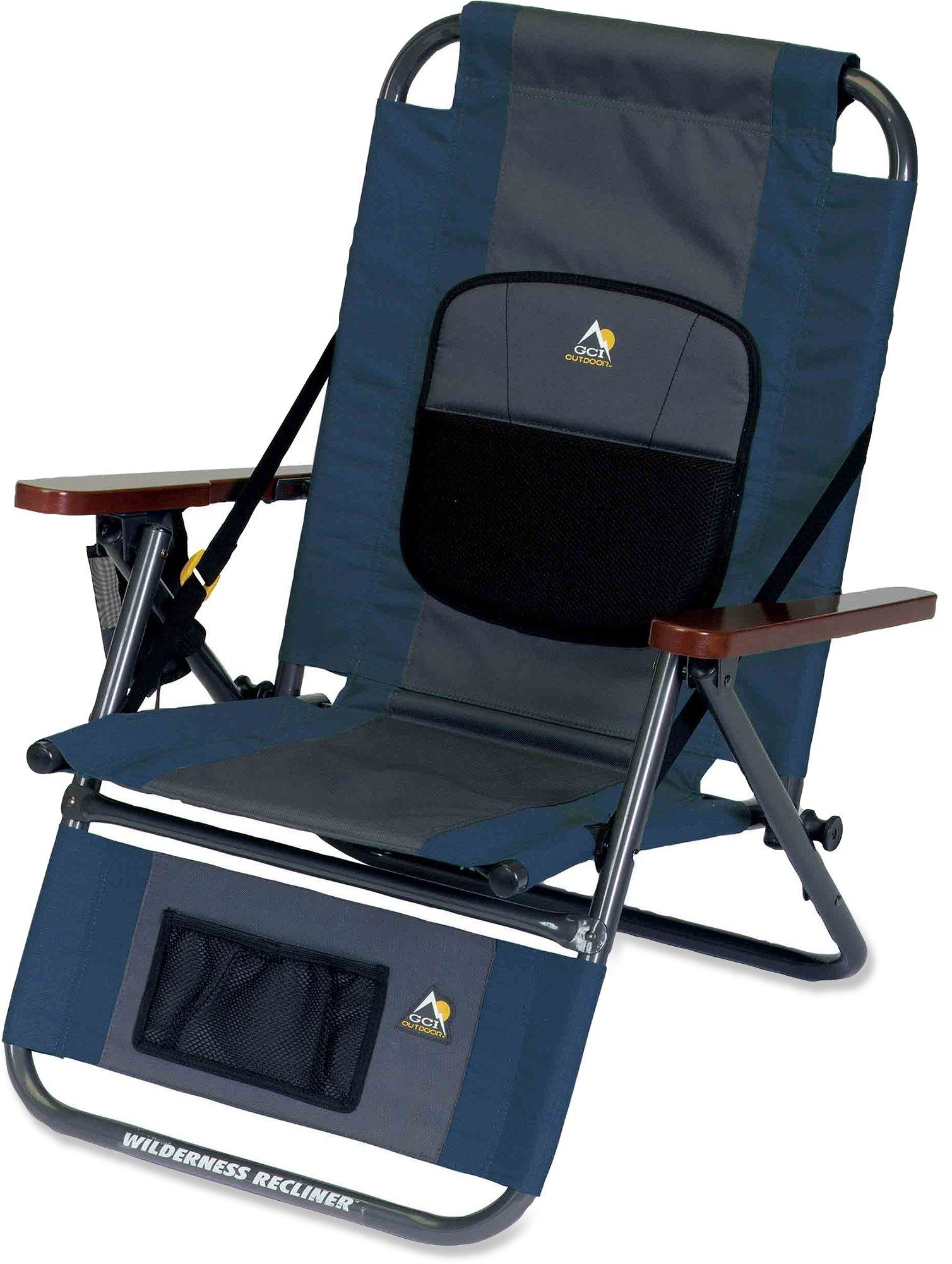 REI Beach Chair REI is mainly associated with camping equipment