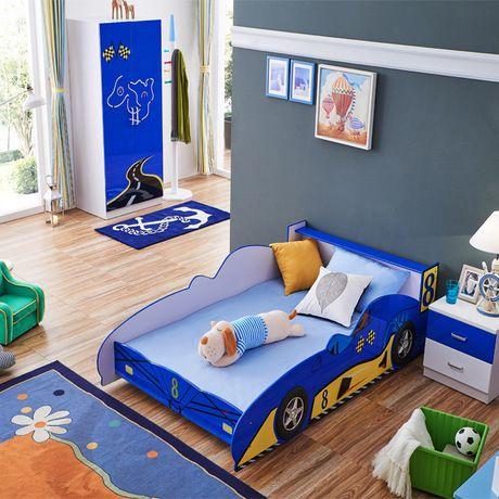 Los niños Camas Para Niños Muebles panel niños camas camas de forma ...