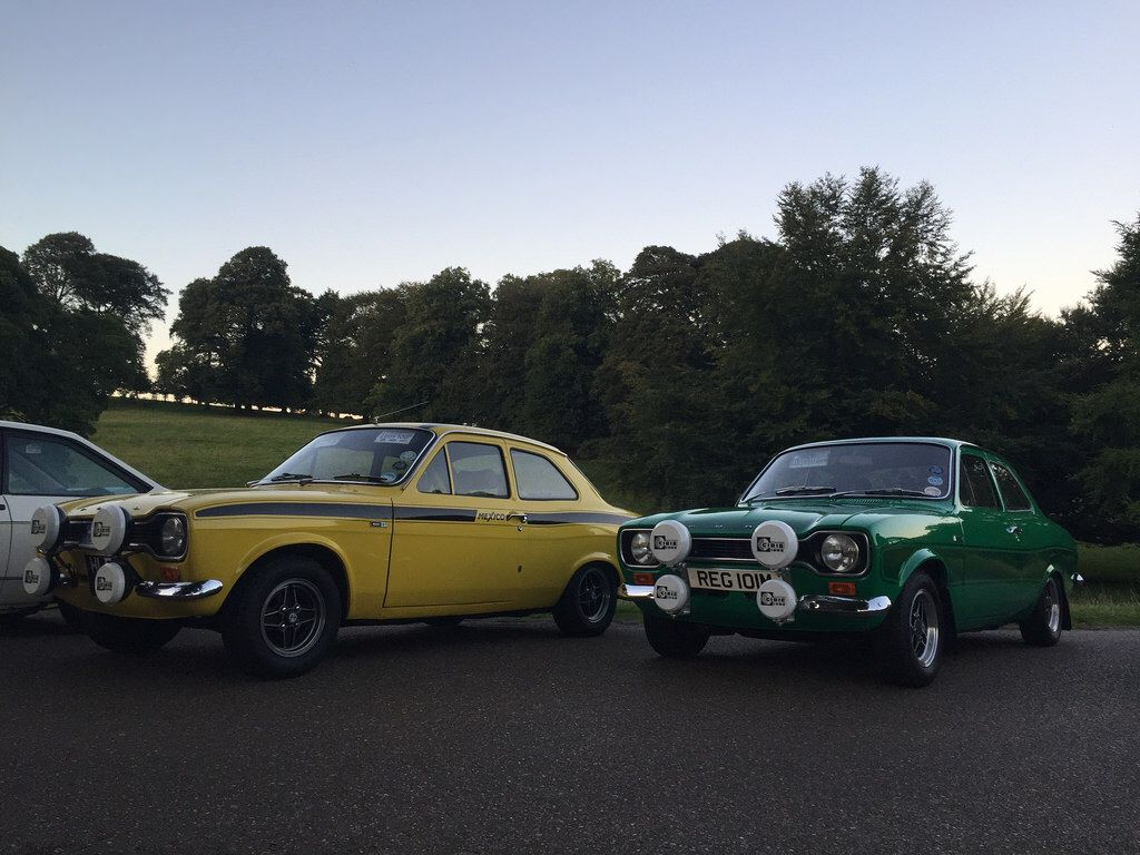Ford escort owners club