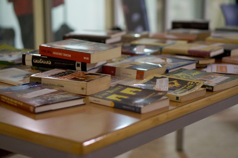 Stand de Bookcrossing