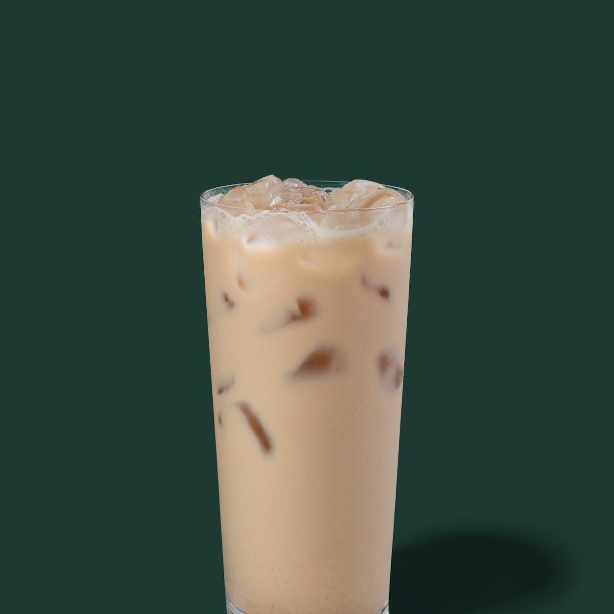 Starbucks Iced Chai Tea Latte Recipe Card Di 2020
