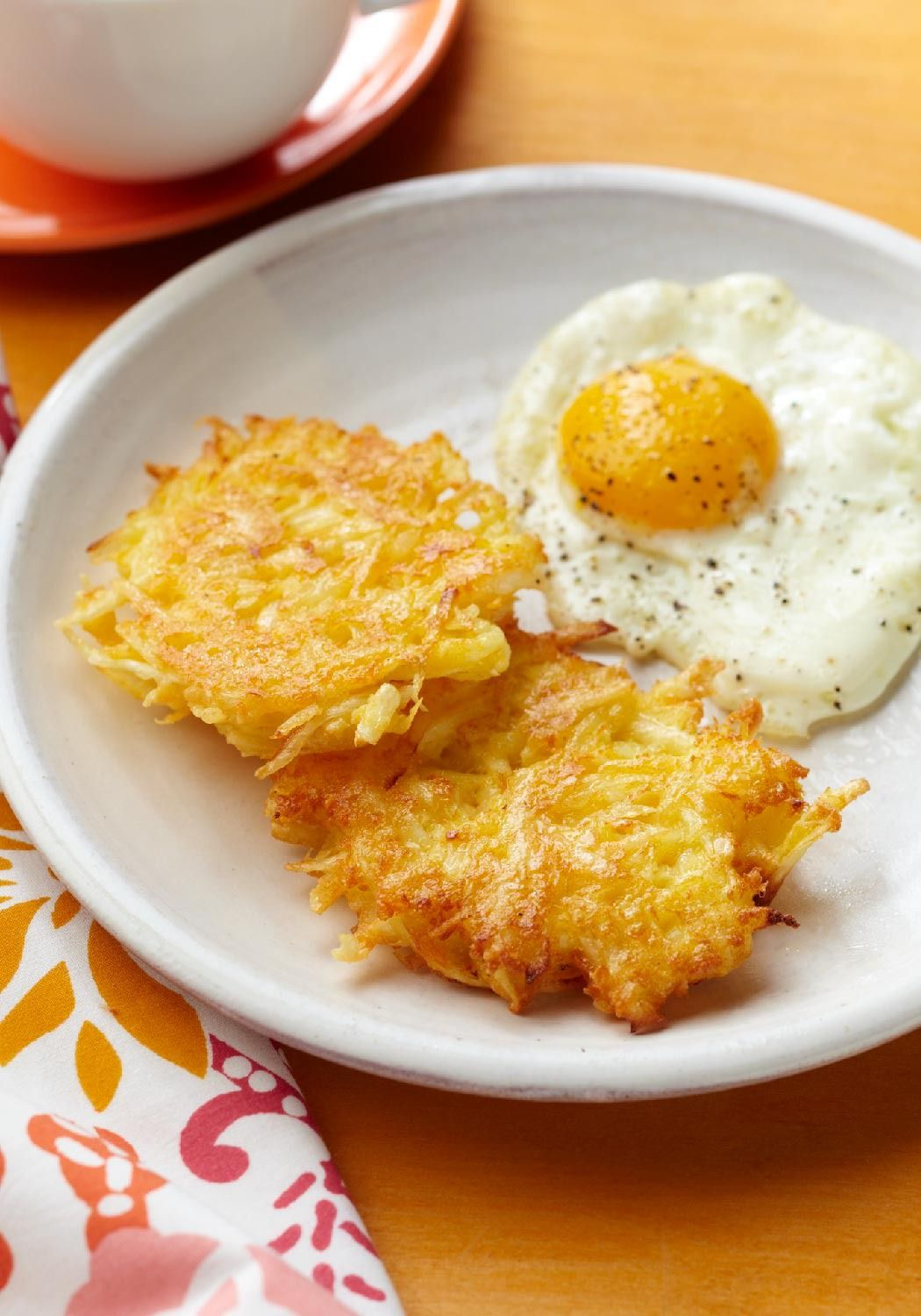 PanFried Yuca Cakes — Yuca cakes are great as part of