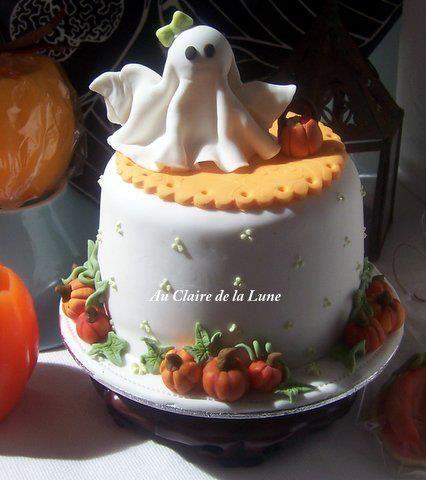 Fantasma cake halloween zombie ghost mummy Pinterest Halloween - cake decorations for halloween