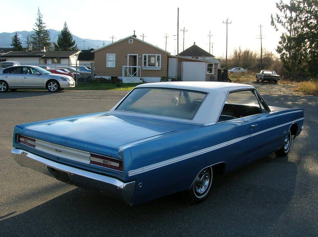 My Dream Car 1968 Plymouth Fury III Hardtop