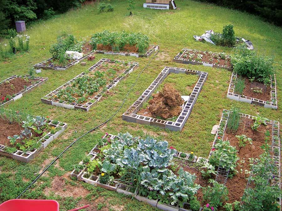 Create Easy LowCost Raised Garden Beds Organic Gardening