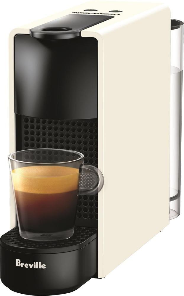 Breville - Nespresso Essenza Mini Espresso Maker/Coffeemaker/Milk ...