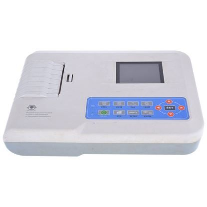 Ecg Machine 3channel Microsidd Medical Supplies Time Constant Medical