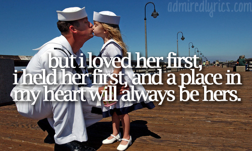 Twitter / PictureLyrics: Heartland - I Loved Her First: ...