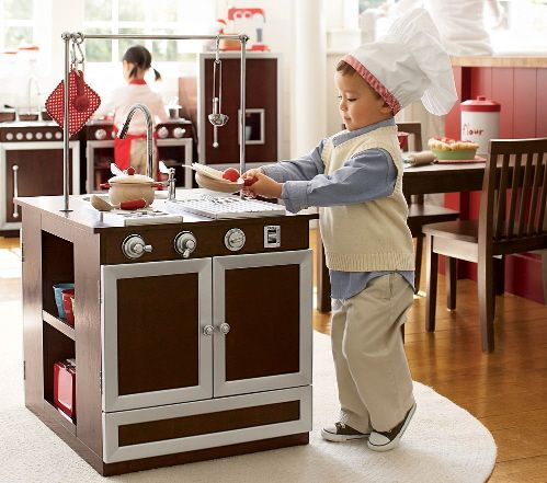 Gourmet Island From Pottery Barn Kids