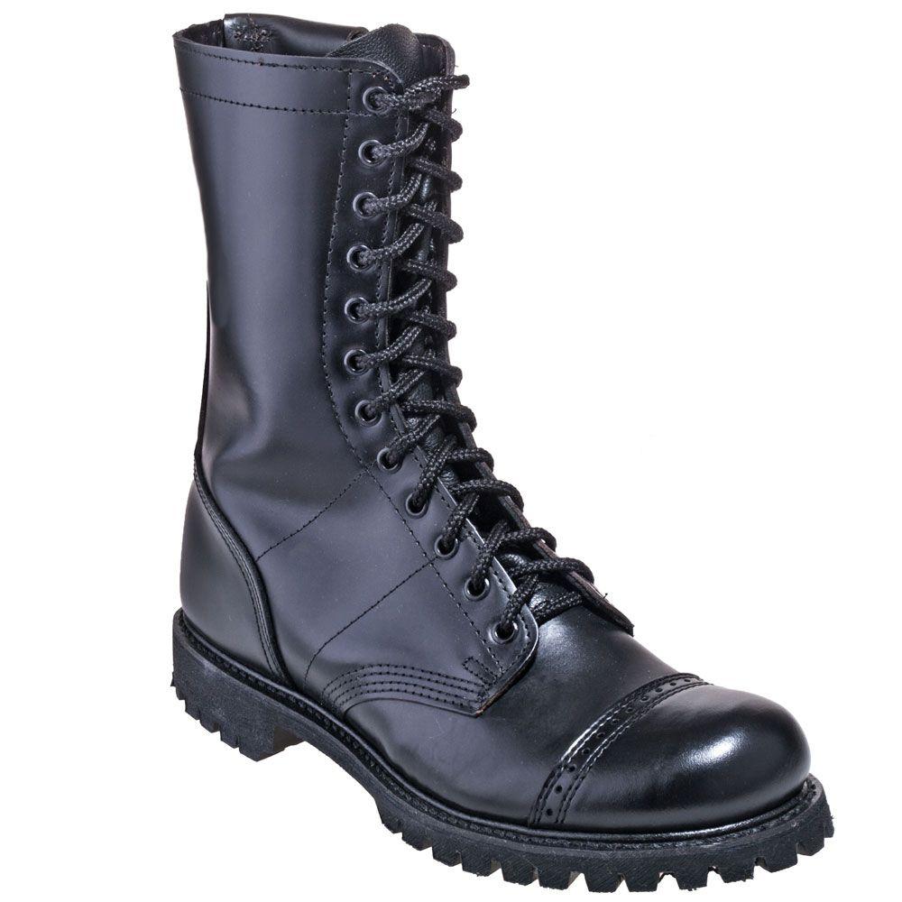 Mens Thorogood Men's 8 Front Zip Uniform Boots Outlet Online Size 46
