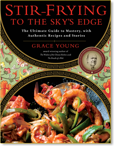 Pin by pam kelly on wok care cooking pinterest stir fry woks grace youngs stir frying to the skys edge won the 2011 james beard international cooking award and is a perfect companion for your wok forumfinder Image collections
