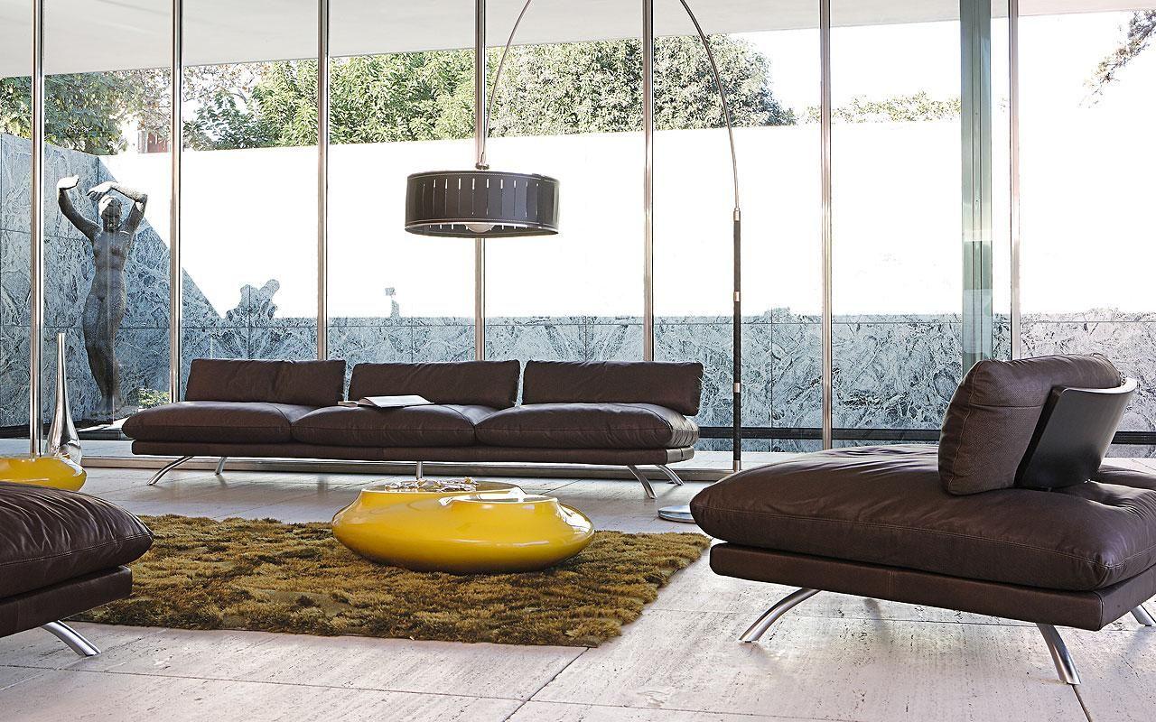 Living Room Inspiration 120 Modern Sofas By Roche Bobois: Sacha Lakic Design For Roche Bobois