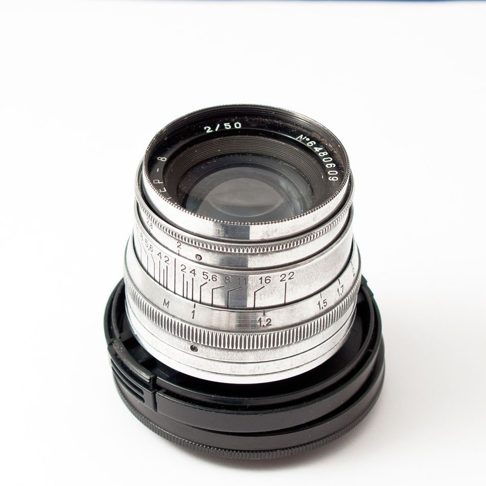 Jupiter 8 50mm F2 Leica Screw Mount Ltm Canon Voigtlander M39 50mm  # Muebles Jupiter