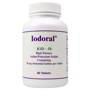 Iodoral - Iodine Supplement, helps detox you from bromine