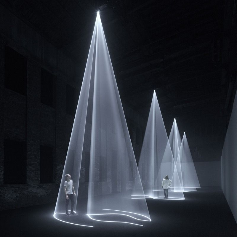 Solid Light Works in 2020 Scenic design, Installation