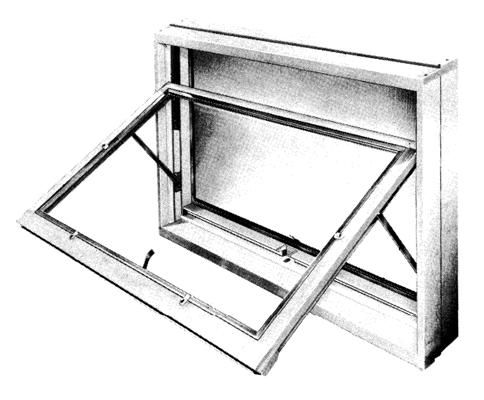 Andersen Primed Wood Awning Parts Window Awnings Window