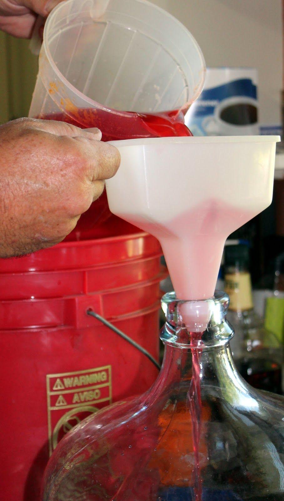 Homemade Cherry Wine With Images Cherry Wine Homemade Wine Recipes Wine Making Recipes