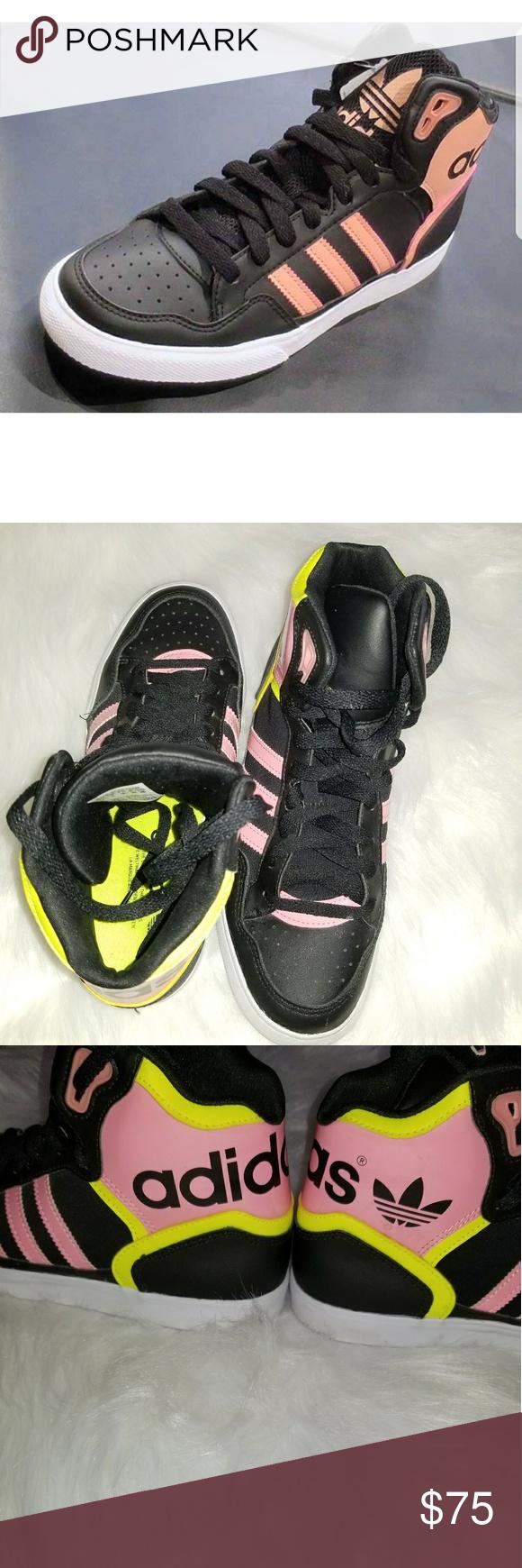 Adidas originali extaball w nero / rosa rosa cp9625 adidas