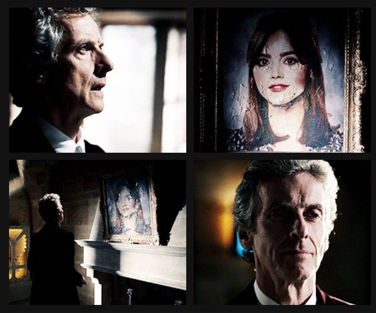 Sad Doctor. Who painted the portrait?