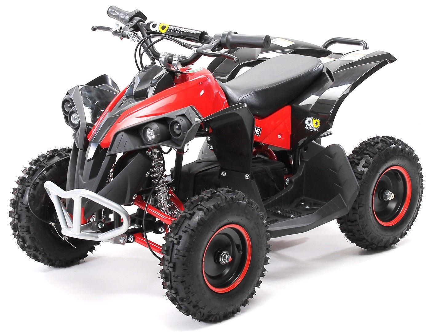 Quad Enfant Electrique 1000w Racing Luxe Rouge Lestendances Fr En 2020 Moto Enfant Quad Moto Cross Enfant