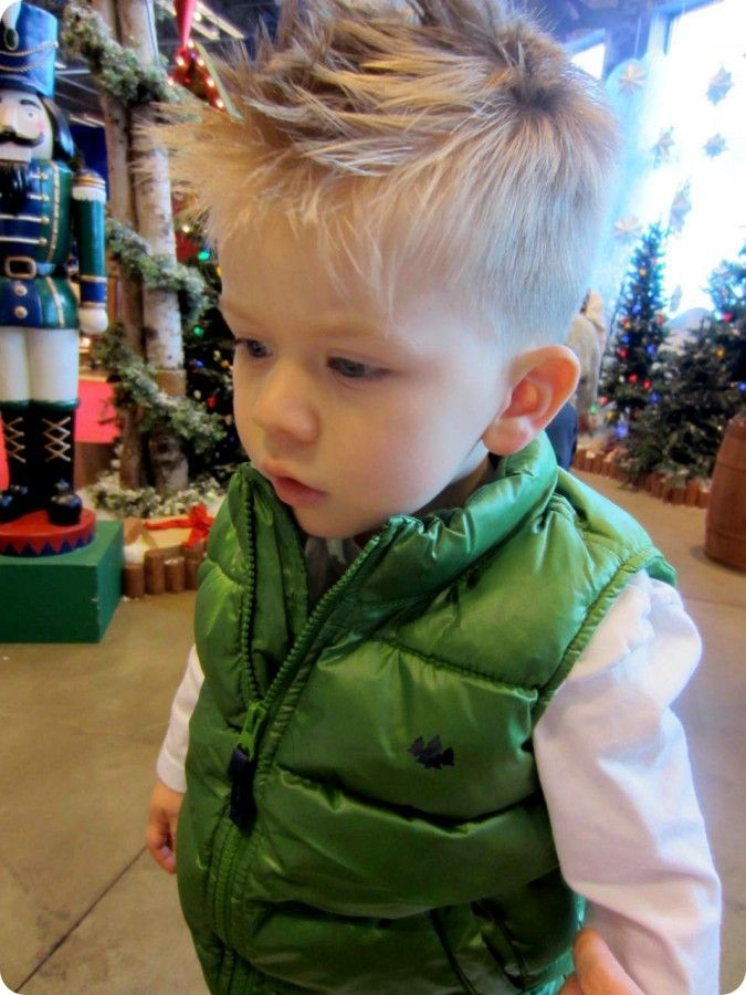 toddler boy with green vest toy soldier | Boys haircuts ...