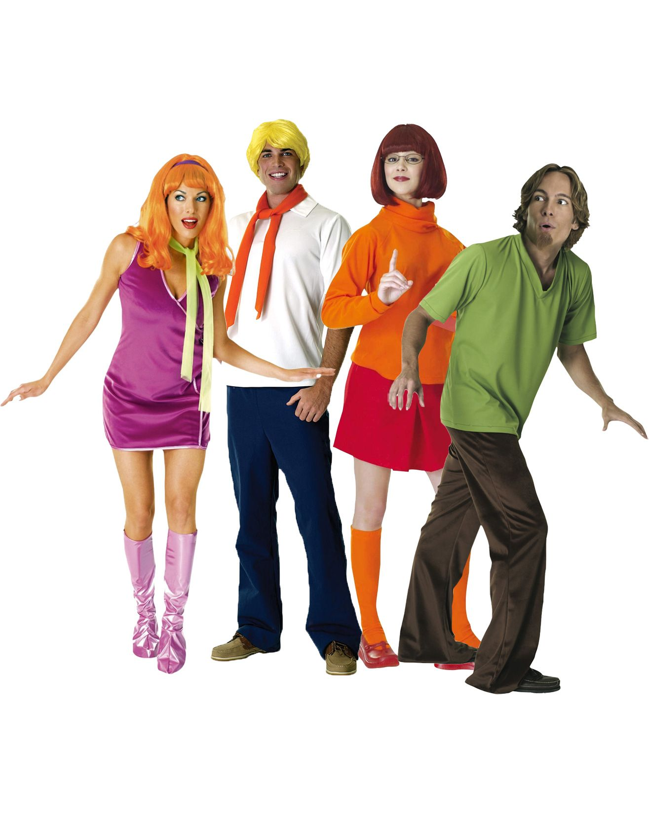 scooby doo gang costumes : vegaoo adults costumes | holidays in 2018