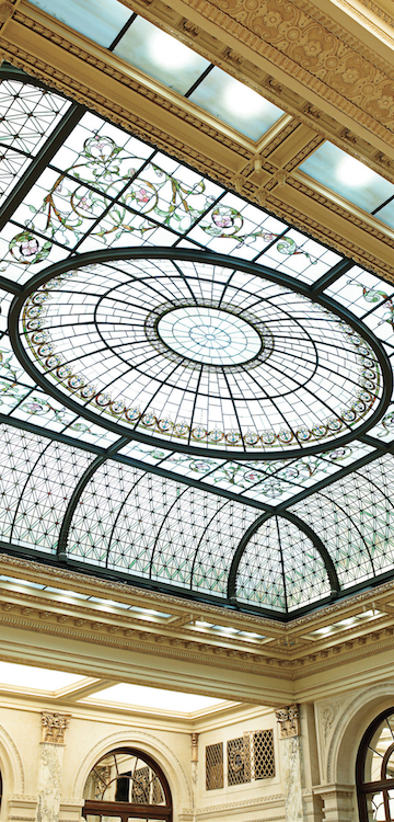 Close attention to historical details define the multimillion-dollar renovation. #NYC