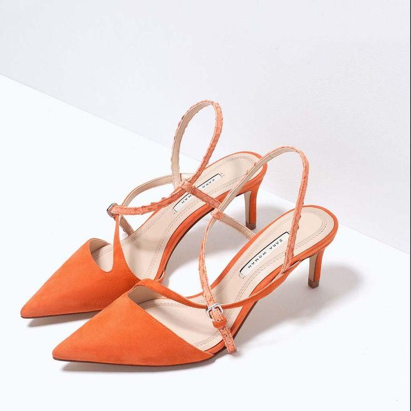 3f31c58a Orange is the new black' | Zapatos, sandalias, alpargatas ...