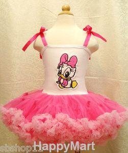 Daisy Duck tutu Dress