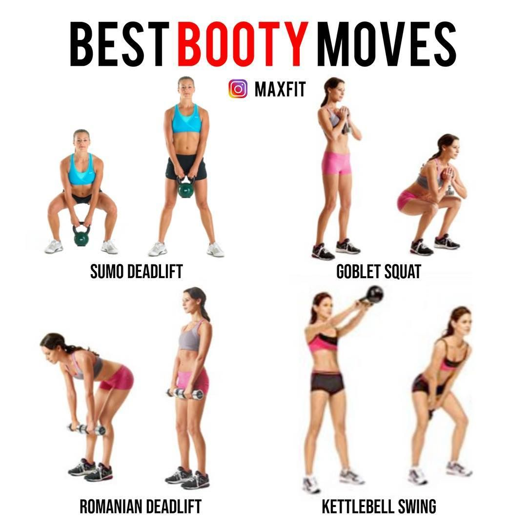 6 Exercises You Need to Sculpt a Head Turning Butt - GymGuider.com