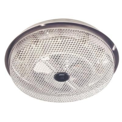 Broan 1 250 Watt Surface Mount Fan Forced Ceiling Heater 157 The Home Depot Heater Fan Bathroom Heater Broan