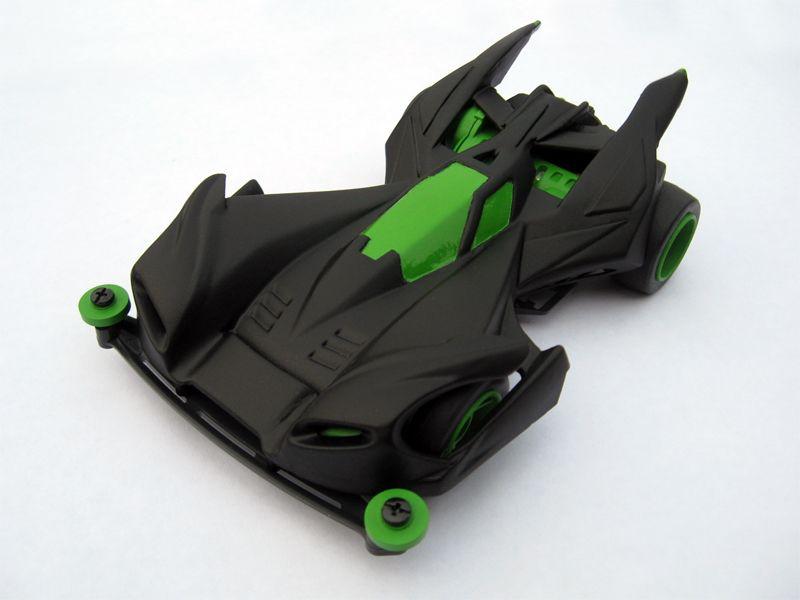 Beak Spider restored and restyled by Aran (2012 Beauty Contest Winner on http://irf.forumfree.it)   Mini 4WD   #Mini4WD   #Tamiya