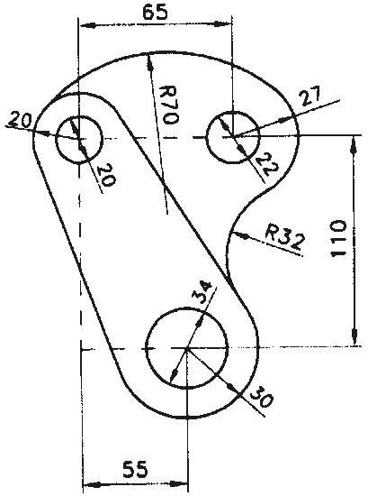 Resultado De Imagen De Problemas De Tangencias Y Enlaces Geometric Tattoo Autocad Geometric Construction