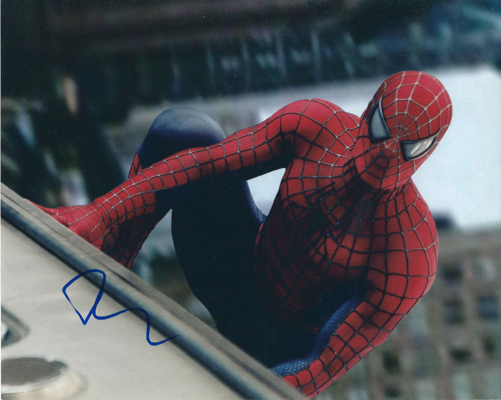 Tom Holland Autograph Spider Man 8 X 10 Signed Photo Holo Coa 818 Spiderman Spider Man Trilogy Man