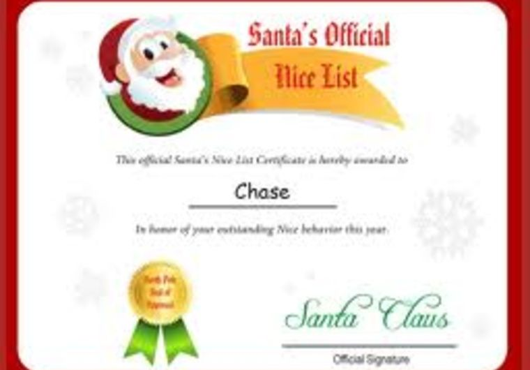 bc4285cc73de55d011a0c5bf2f892163 Official Personal Letter From Santa Template on north pole, writing paper, for office party,