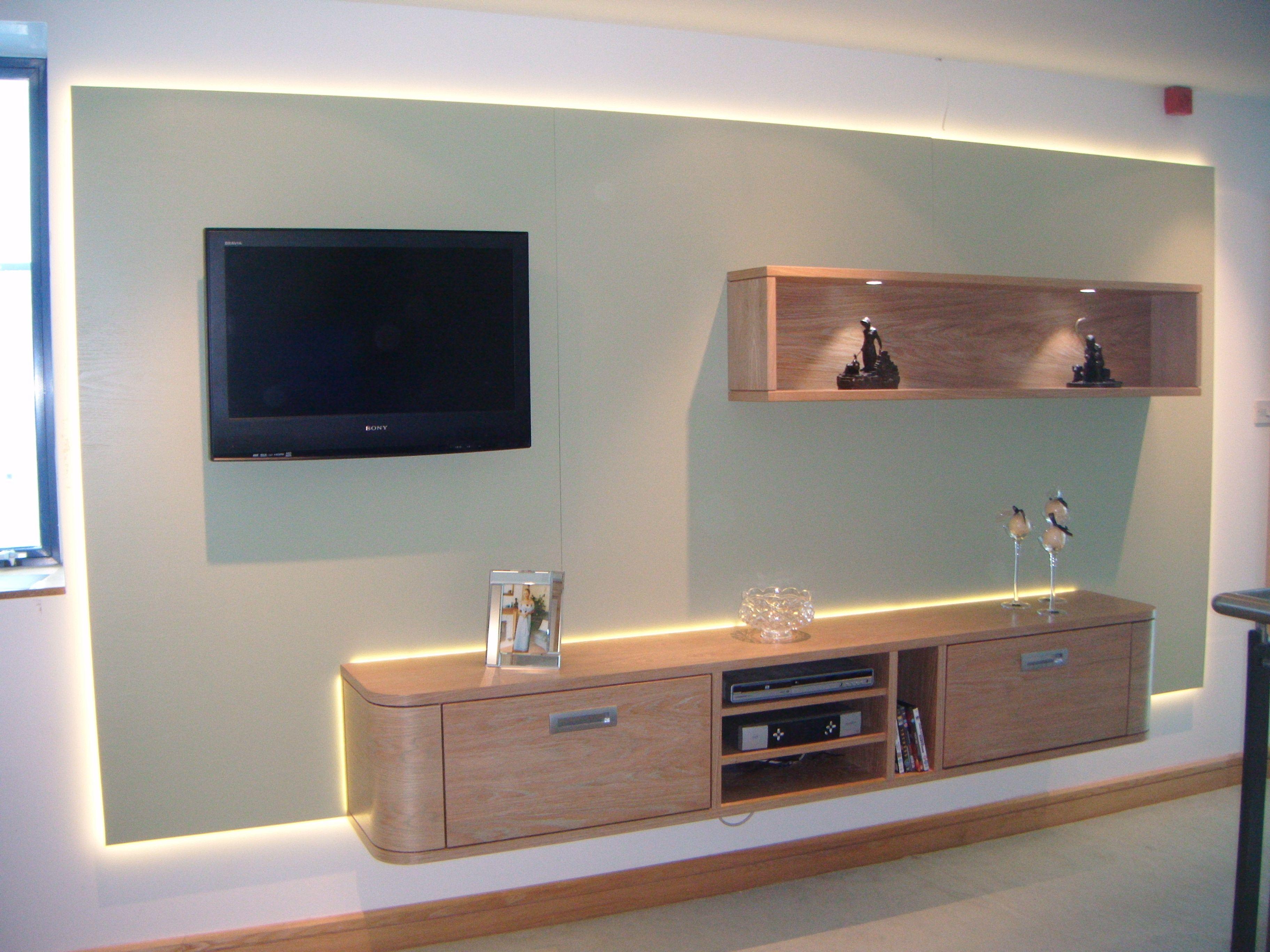 Floating Living Room Unit   Parle Furniture