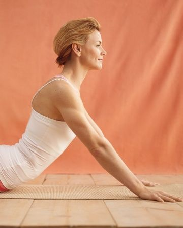 seal pose no sweat work out opens the chest and heart