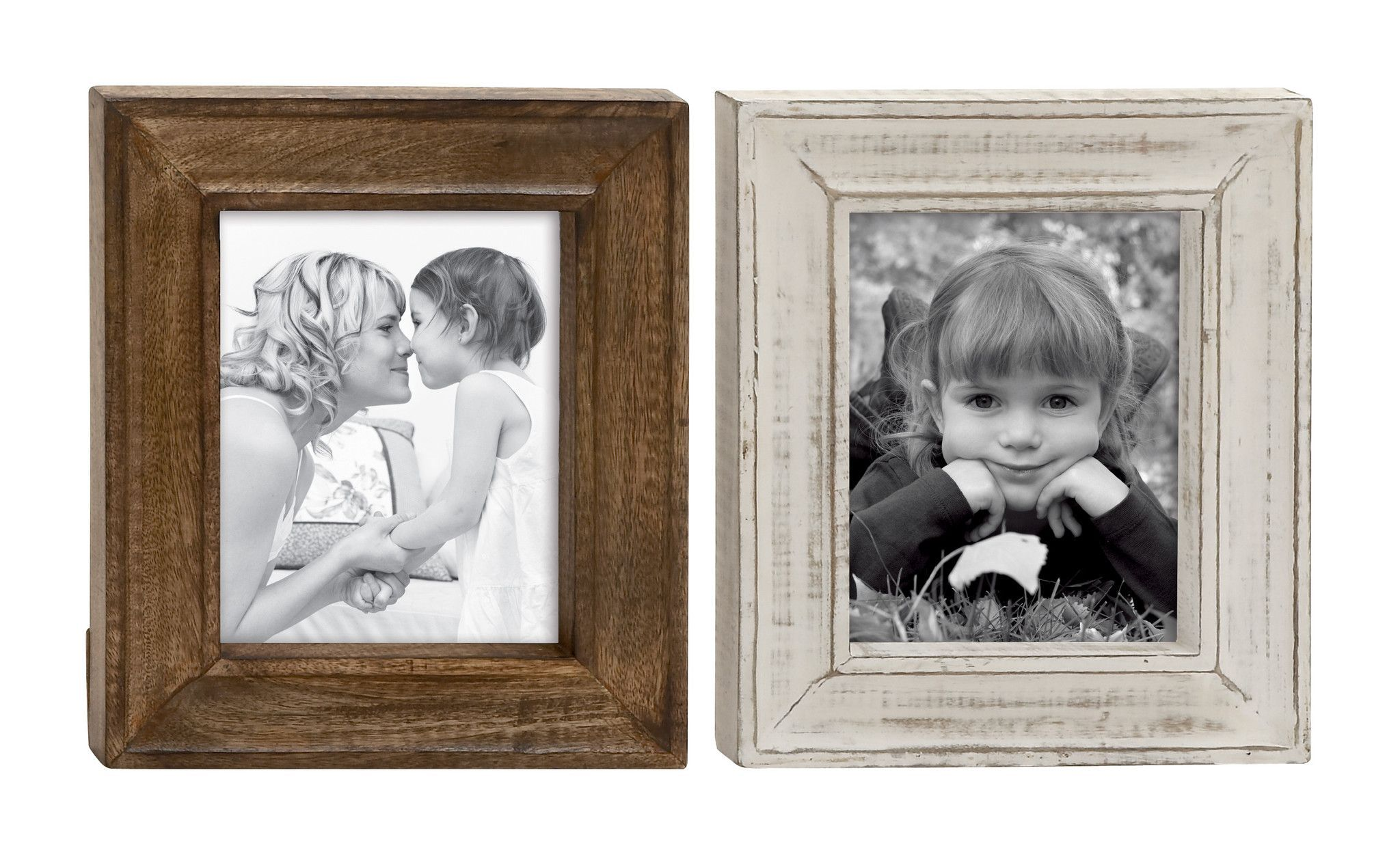Striking Wood Photo Frame 2 Assorted | Products | Pinterest