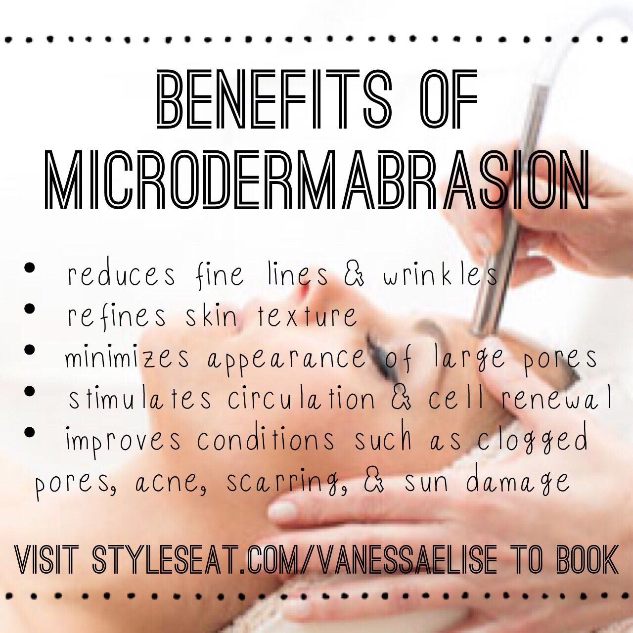 Benefits Of Microdermabrasion Skincare Esthetician Is