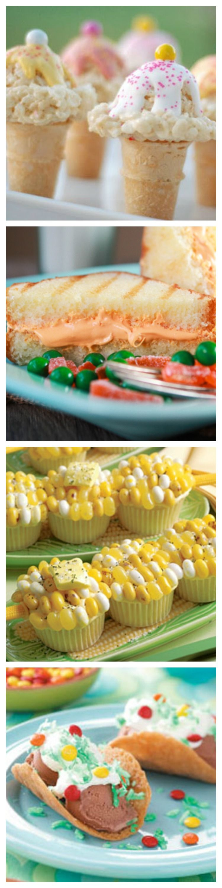 15 April Fools' Day Food Tricks ... That Are Actually Treats!