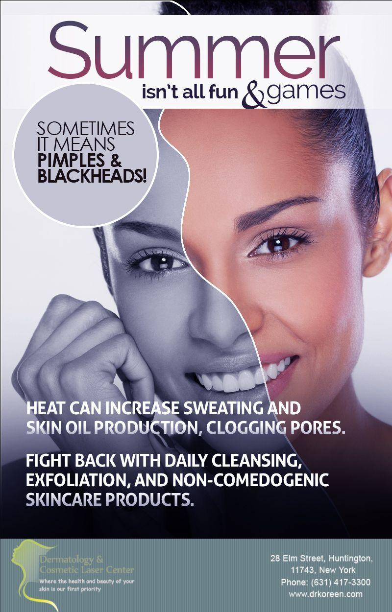 If your skincare regimen isnut keeping acne under control itus time