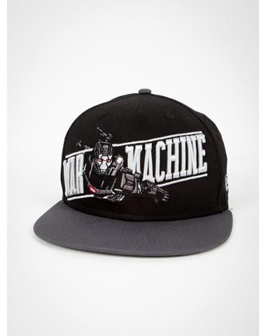 Iron Man War Machine Snapback Hat  6afeb0dc6766
