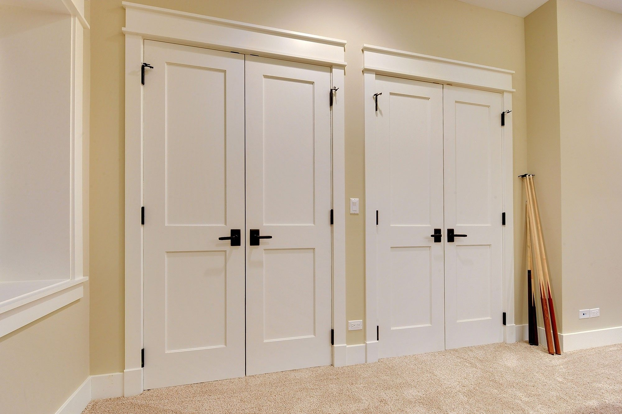 11 Unique Double French Closet Doors Tactical Being Minimalist