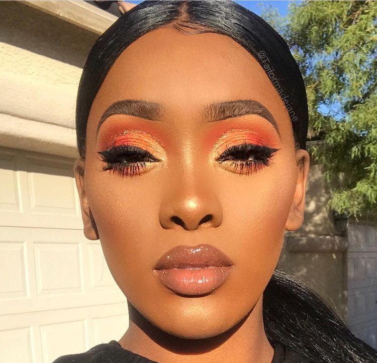 P Foreveree Dark Skin Makeup Womens Makeup Black Girl Makeup
