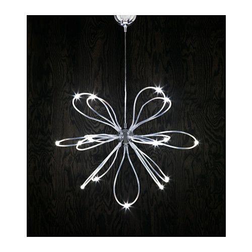 ONSJÖ Kronleuchter, LED - - - IKEA schlafzimmer Pinterest - Schlafzimmer Lampe Led