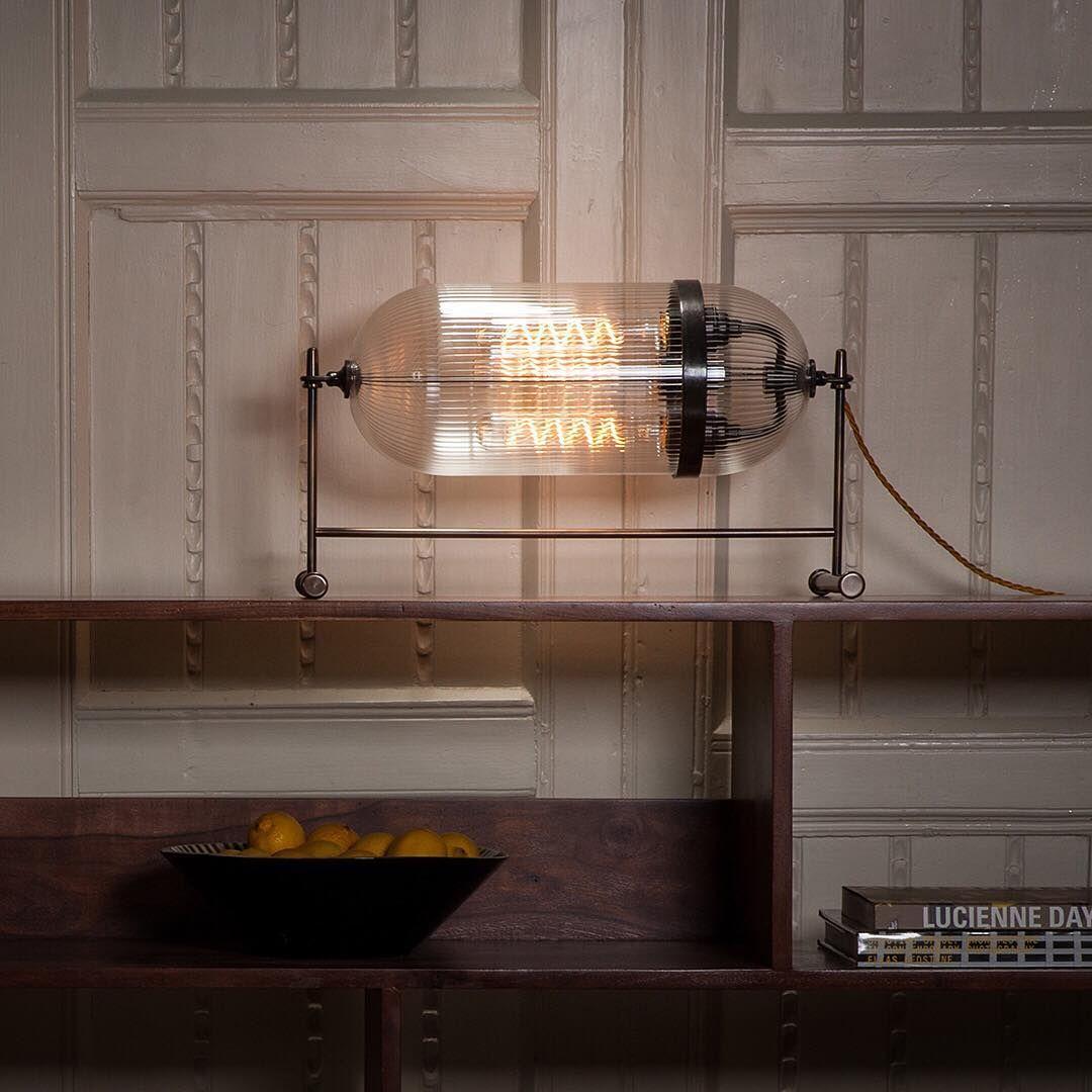Pin on Table Lamp // LED, Lighting, Desk Light, Desinger