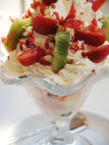 #Holiday Pics - Ice cream sundae #3