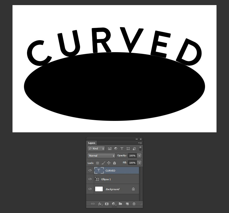 Three Ways to Curve Text in — Medialoot in 2020